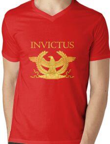 Invictus Eagle Mens V-Neck T-Shirt