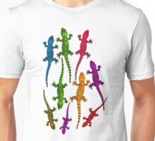 Group of Geckos Unisex T-Shirt