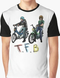 The Frontbottoms Motorcycle Club 2 Graphic T-Shirt