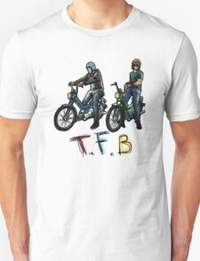 The Frontbottoms Motorcycle Club 2 Unisex T-Shirt