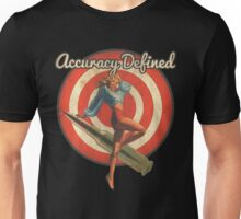 6.5 Creedmoor Accuracy Defined | Vintage Unisex T-Shirt