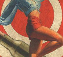 6.5 Creedmoor Accuracy Defined | Vintage Sticker