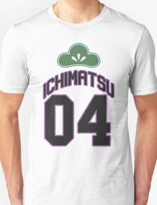Matsu Jersey #04 (Ichimatsu) T-Shirt