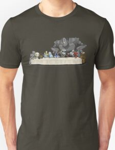 The L@$t $upp3r T-Shirt