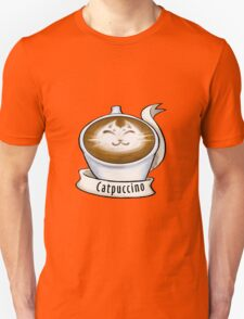 Cat'puccino Unisex T-Shirt