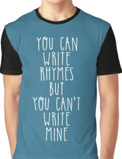 My name is Philip, i am a poet Graphic T-Shirt