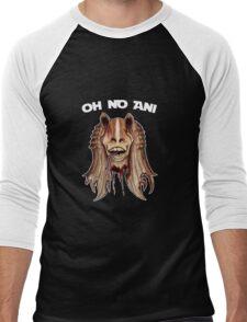 Oh No Ani - Dead Jar Jar Men's Baseball ¾ T-Shirt