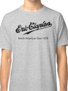 eric clapton tour  Classic T-Shirt