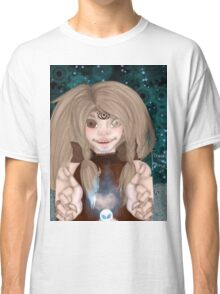 The Heart of a Clockworkers Doll Classic T-Shirt