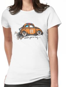 General.....Just a good ol bug Womens Fitted T-Shirt