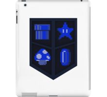 Mushroom Kingdom Shield iPad Case/Skin