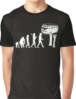VW BUS Evolution Graphic T-Shirt