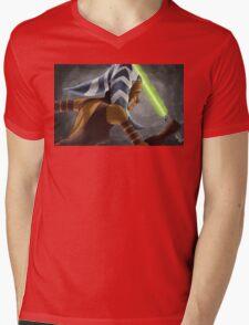 The Wrong Jedi Mens V-Neck T-Shirt