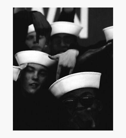 Sailor Hats Photographic Print