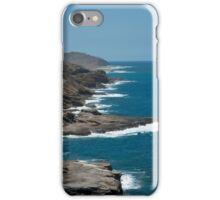 Oahu coastline iPhone Case/Skin