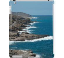 Oahu coastline iPad Case/Skin