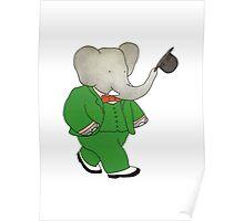 Babar l'Elephante Poster