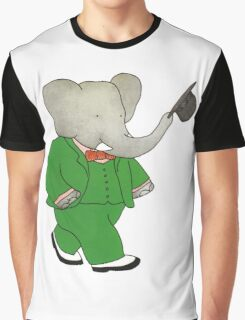 Babar l'Elephante Graphic T-Shirt