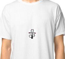 Ankh Kitty Classic T-Shirt
