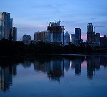 Austin Skyline by RickJacobsAPC
