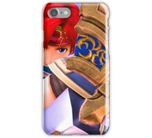 Super Smash Bros. Roy iPhone Case/Skin