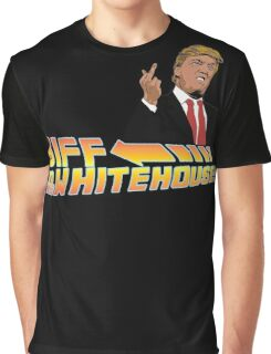 Biff To The White House Graphic T-Shirt