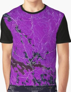 New York NY Redfield 136039 1942 24000 Inverted Graphic T-Shirt