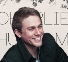 Charlie Hunnam - Winter Sticker