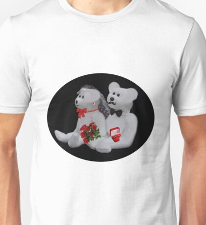 OUR BEARY NICE WEDDING DAY--VARIOUS APPAREL Unisex T-Shirt