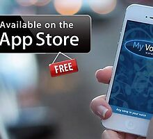 My Voice Karaoke App  for ipad and iphone available on appstore by creative technosoft systems