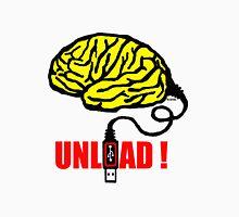 Brain to unload Unisex T-Shirt