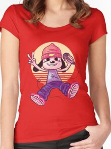 Parappa Women's Fitted Scoop T-Shirt