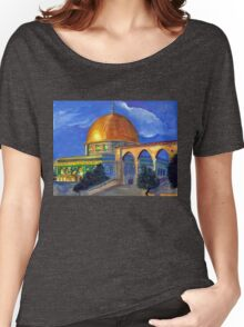 Dome of the Rock Women's Relaxed Fit T-Shirt