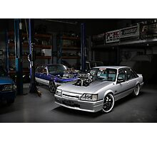 Anthony Dooly's Holden VK Commodore Photographic Print