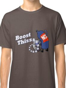 turbo boost this nos Classic T-Shirt