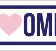 Brandy Melville Chi Omega Sticker