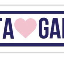Brandy Melville Delta Gamma Sticker