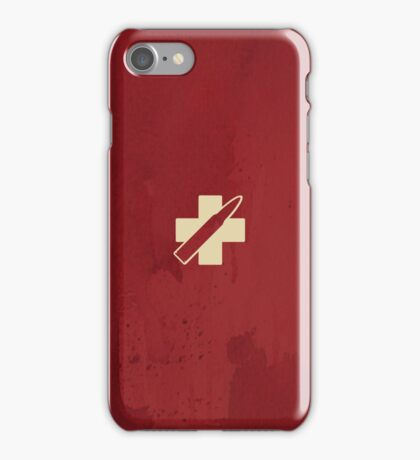 Juggernog perk retro style iPhone Case/Skin