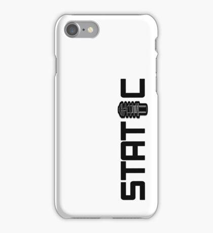 Static Phone Case iPhone Case/Skin