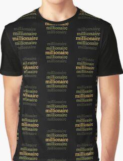 Millionaire Graphic T-Shirt