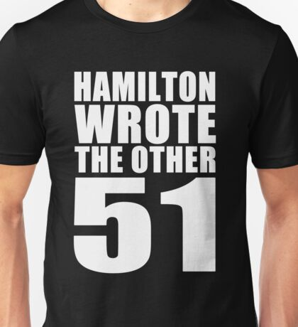 The Other 51 Unisex T-Shirt