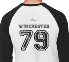 Team Dean Winchester Men's Baseball ¾ T-Shirt