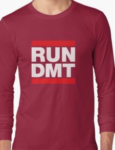 RUN DMT Long Sleeve T-Shirt