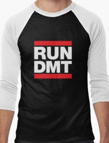 RUN DMT Men's Baseball ¾ T-Shirt