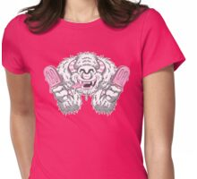 I Wike Ice Cweam Womens Fitted T-Shirt