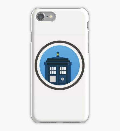 Doctor Who - Logo iPhone Case/Skin