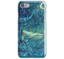 Moonlit Sea iPhone Case/Skin