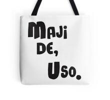 Miscellaneous - maji de uso Tote Bag