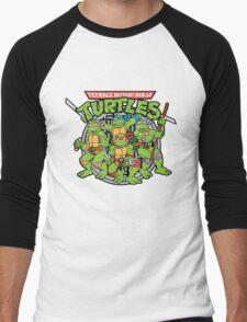 Teenage Mutant Ninja Turtles - Classic Men's Baseball ¾ T-Shirt
