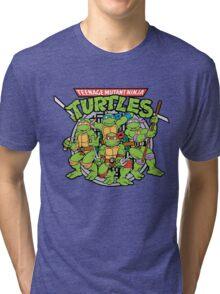 Teenage Mutant Ninja Turtles - Classic Tri-blend T-Shirt